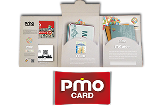 La PMO Tourist Card