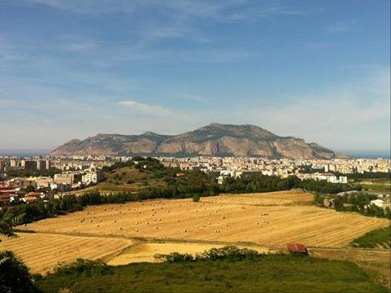 Natural routes from Palermo to Bagheria