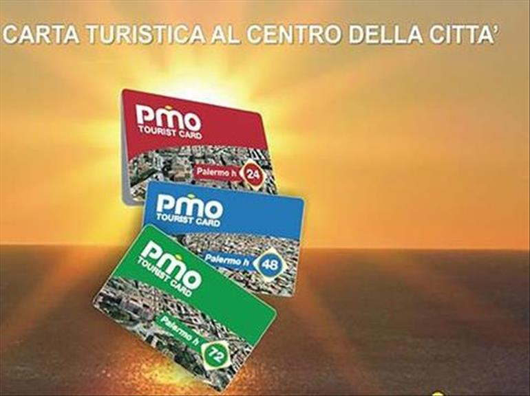 The Tourist Card of Palermo can be purchased at the bookshop of the Fondazione Federico II
