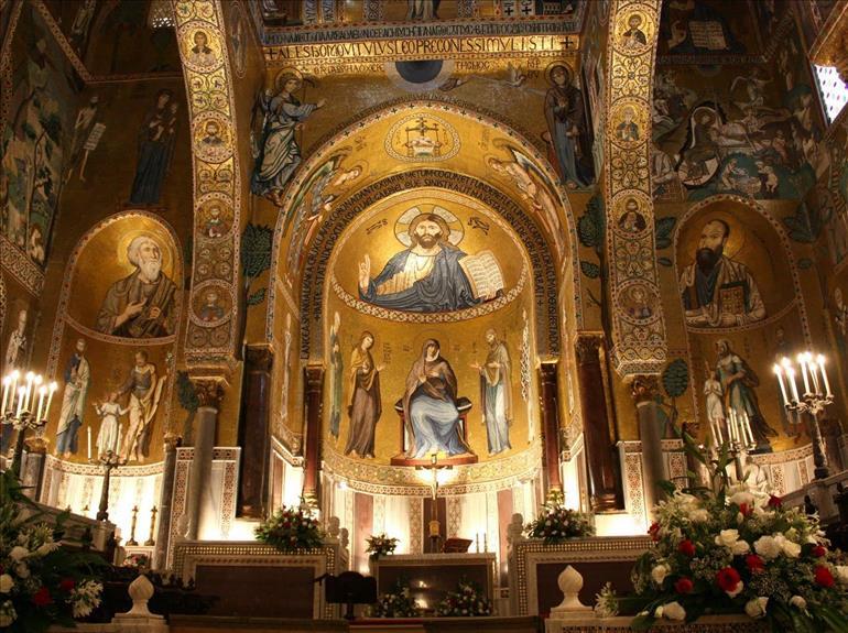 B&B Baglio San Giovanni Cappella Palatina