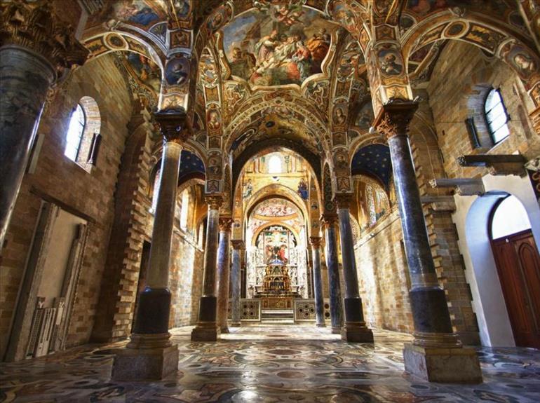 B&B Baglio San Giovanni Chiesa della Martorana
